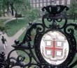 View of Van Wickle Gates