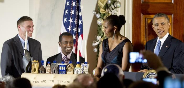 Obama Hanukkah Remarks