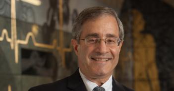 Dean of Medicine and Biological Sciences Jack A. Elias