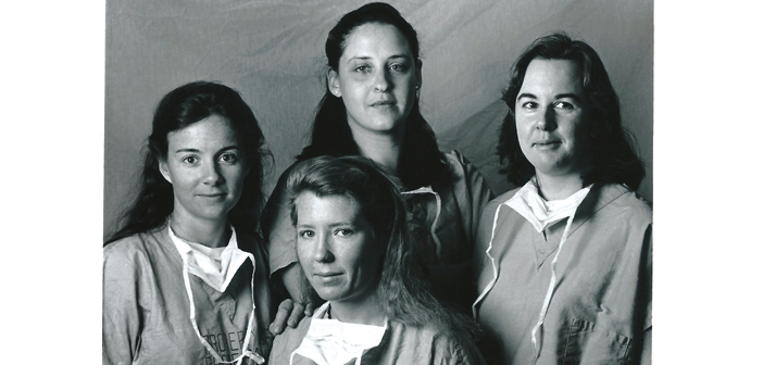 Clockwise from left, Marlene Cutitar, Karen Vaniver, Jean Marie Daley, and Tara Sweeney.
