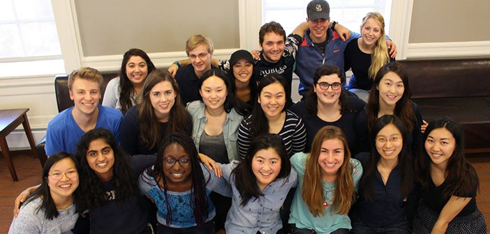 Brown undergraduates are counselors and coordinators of Rhode Island's new Camp Kesem chapter.
