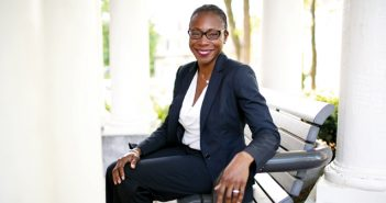 Myechia Minter-Jordan, MBA '94 MD'98. Photo courtesy The Dimock Center