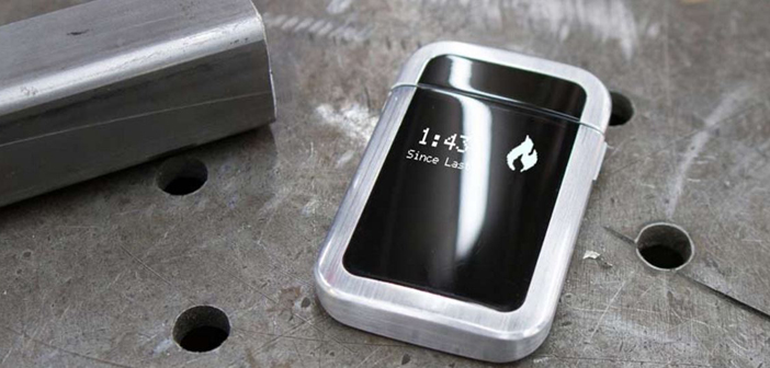 """Inventing this """"smart"""" lighter inspired one med student to pursue a biotech degree."""