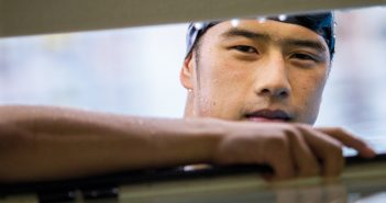 """SCHOLAR ATHLETE: Competing in the Olympics was """"a once-in-a-lifetime opportunity,"""" Pou says. Photo by Nick Dentamaro"""