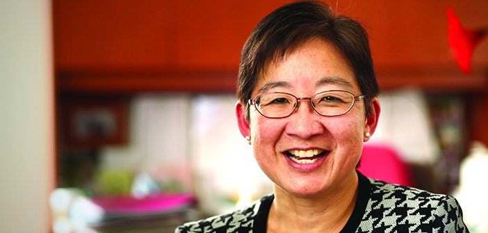 Tina L. Cheng. Photo courtesy Johns Hopkins Medicine