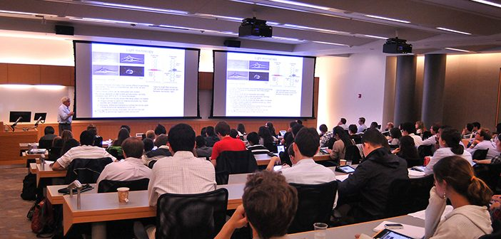 Brown scholars examine what the return of for-profit medical education could mean. Photo Frank Mullin