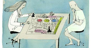 Illustration by Blair Thornley