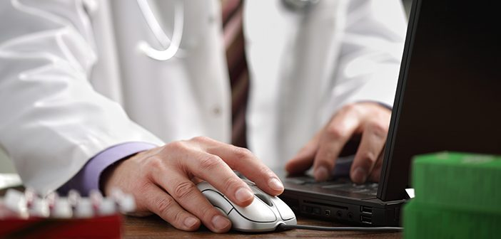 Physicians say the imperative to capture detailed information in electronic health records undermines their interaction and time with patients. iStock photo