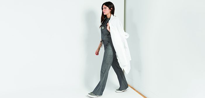 Fabled scrubs, designed by Olga Lemberg. Photo courtesy Olga Lemberg