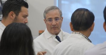 Jack A. Elias, MD, senior vice present for health affairs and dean of medicine and biological sciences.