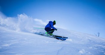 The most common skiing and snowboarding injuries are to the spine, pelvis, shoulder, wrist, hands, knees, foot, and ankle.