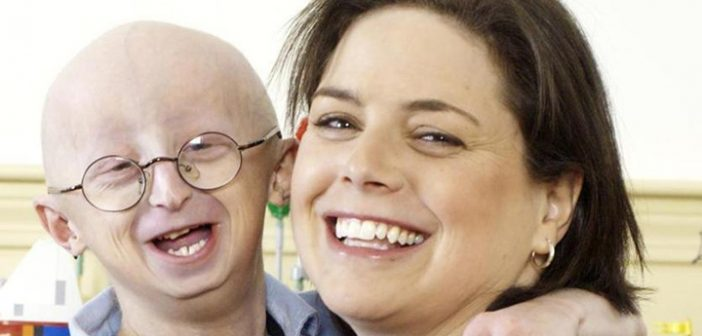 Sam Berns passed away due to complications from progeria in 2014. His mother, Leslie Gordon, is researching new treatments for the condition. She and her colleagues report encouraging new findings in JAMA.