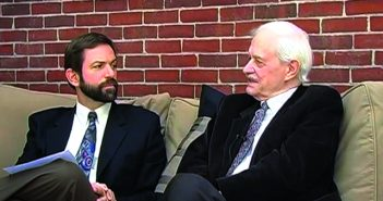 ORAL HISTORY: Jeff Borkan (left) and Dean Aronson. (video still)