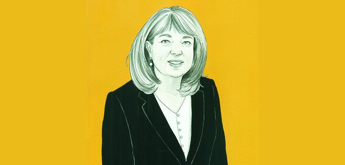 Katherine Sharkey, MD, PhD. Illustration: Lara Tomlin