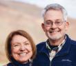 Bob and Liz George