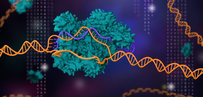 CRISPR technology illustration